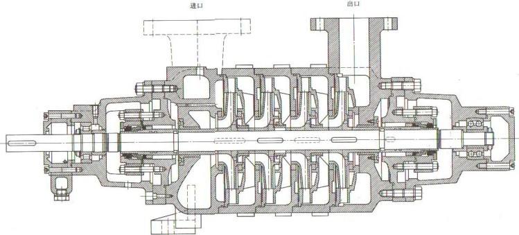 多级泵的结构特点